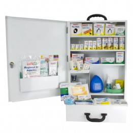 IF WE SHOWED YOU HOW TO SERVICE YOUR OWN FIRST AID KIT … WOULD YOU?